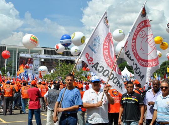 gritoalerta201203 São Paulo (SP): Metalúrgicos de Mococa contra desindustrialização