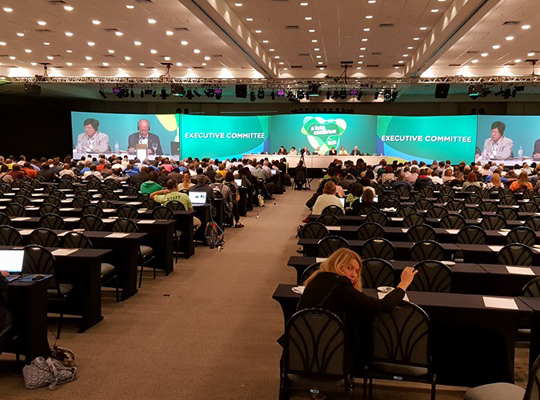 ind all01 01 2º Congresso da IndustriALL reúne sindicalistas do mundo inteiro