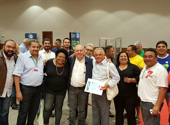 ind all02 01 2º Congresso da IndustriALL reúne sindicalistas do mundo inteiro