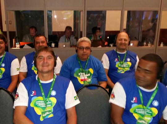 ind all04 2º Congresso da IndustriALL reúne sindicalistas do mundo inteiro