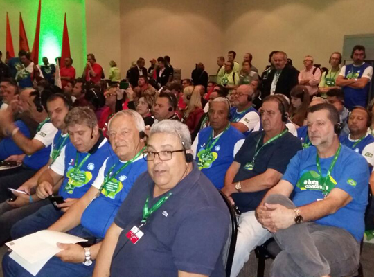 ind all05 2º Congresso da IndustriALL reúne sindicalistas do mundo inteiro