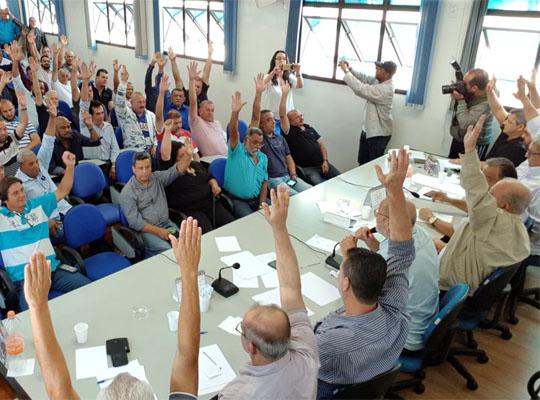 plena01 Campanha Salarial 2017   Plenária aprova Proposta Patronal