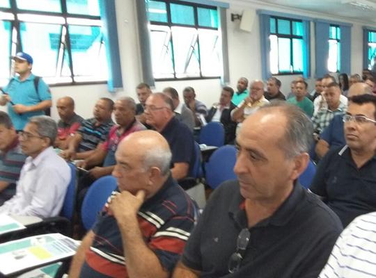 reun003 Reunião na Federação dos Metalúrgicos de SP