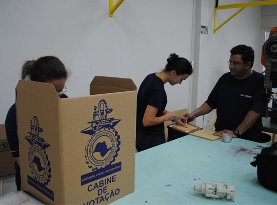 riotr02 Assembleia implanta Ticket Alimentação e Acordo de Horário de Trabalho na Rio Trafo   São José do Rio Pardo.