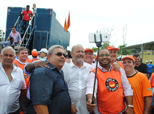 """sert04 Metalúrgicos de Mococa presentes no """"Movimento pela Recuperação do Setor Sucroenergético"""""""