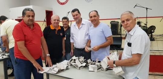 miguel eliseu edison etc 540x262 Metalúrgicos de Mococa elegem Chapa 1 com 93% de aprovação nas urnas