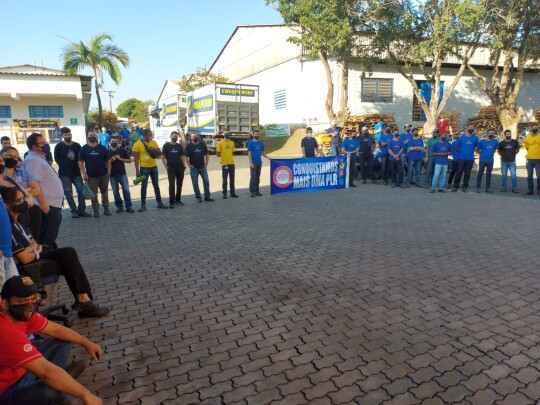 Trabalhadores da Chiaperini conquistam PLR