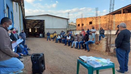 Trabalhadores da Giglio de Mococa conquistam PLR e se mobilizam na Campanha Salarial