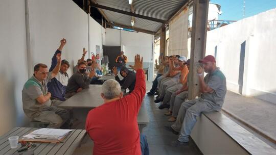 Conquista de PLR e campanha salarial na metalúrgica Lemar